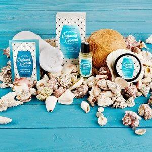 Castaway Coconut gift set 2 Perfectly Posh